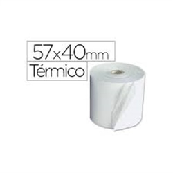 Rolos Papel Termico 57x40x11 Pack 10 - 6.23.70.6490