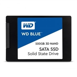 "Disco SSD WD Blue 500GB SATA 2,5"" - 1.2.5.52.2.17347"