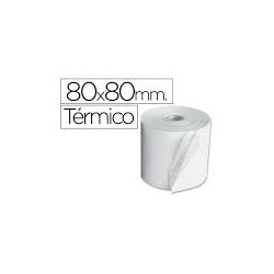 Rolos Papel Termico 80x80x11 Pack 10 - 6.23.70.6647