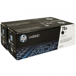 Toner Original HP 78A - Pack de 2 - preto - 10.4.9.103.53.1673